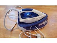 Tefal Purely & Simply Steam Generator Iron - Nearly New!!! RRP: £129.99