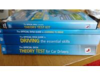 Official DVSA complete theory test kit 2017. Collection only. £6 ONO