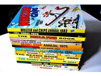 COMIC ANNUALS QTY 15 IN GOOD CONDITION