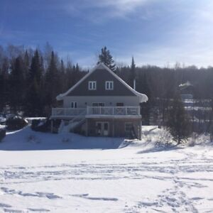 CHALET HIVERNAL MORIN HEIGHTS 2017/2018
