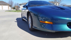 1997 Pontiac Firebird Trans Am