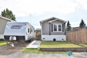 Lovingly maintained 3 Bed/2 Bath mobile on a quite street