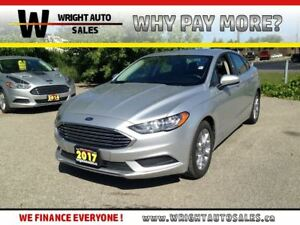 2017 Ford Fusion SE|SUNROOF|BACKUP CAMERA|37,986 KMS