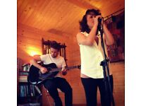 Acoustic duo available