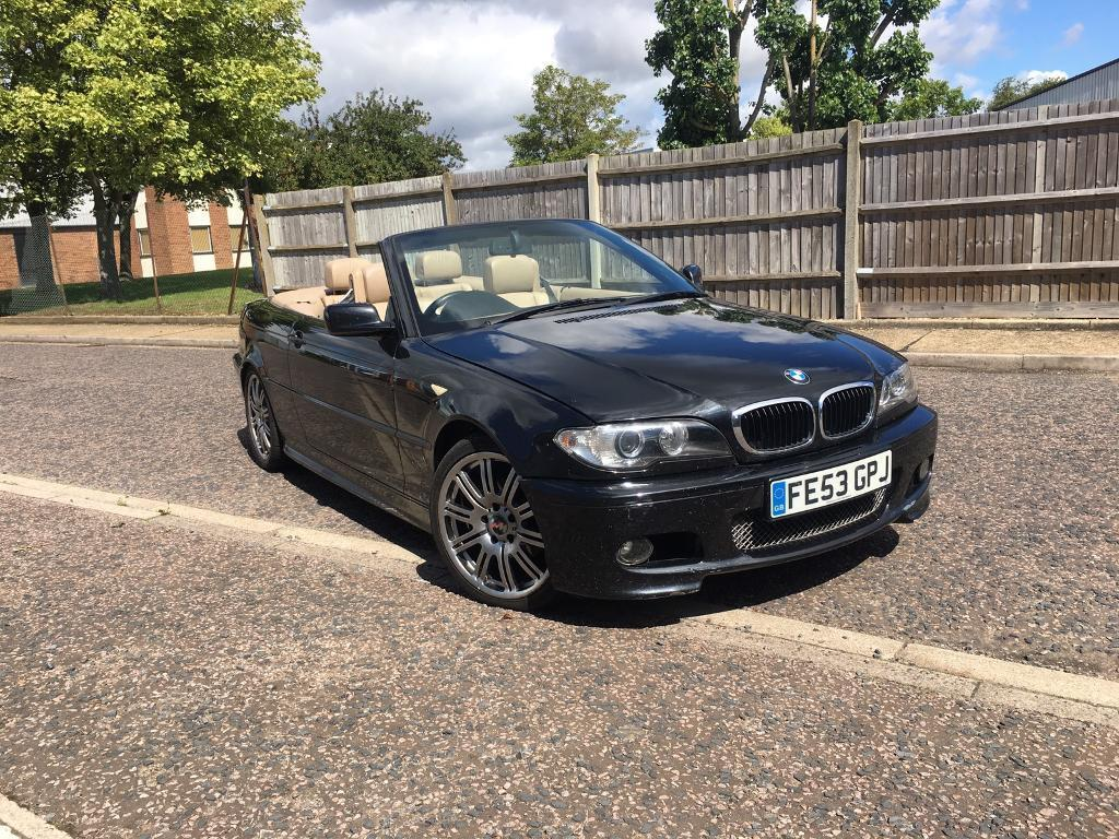 Bmw 318ci convertible sport 2004 Facelift manual low mileage | in ...