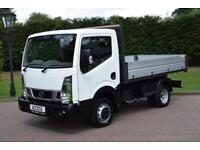 Nissan NT400 Cabstar Tipper Alloy With Twin wheels