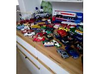 Toy dinky cars