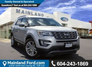 2017 Ford Explorer Limited LOW KM'S NO ACCIDENTS