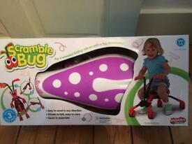 Scramble Bug brand new in box