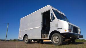 1995 Chevrolet Utilimaster Step Van