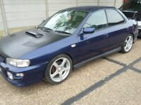 Subaru Impreza Sport swap for motorcycle (r1 r6 cbr zzr try me)