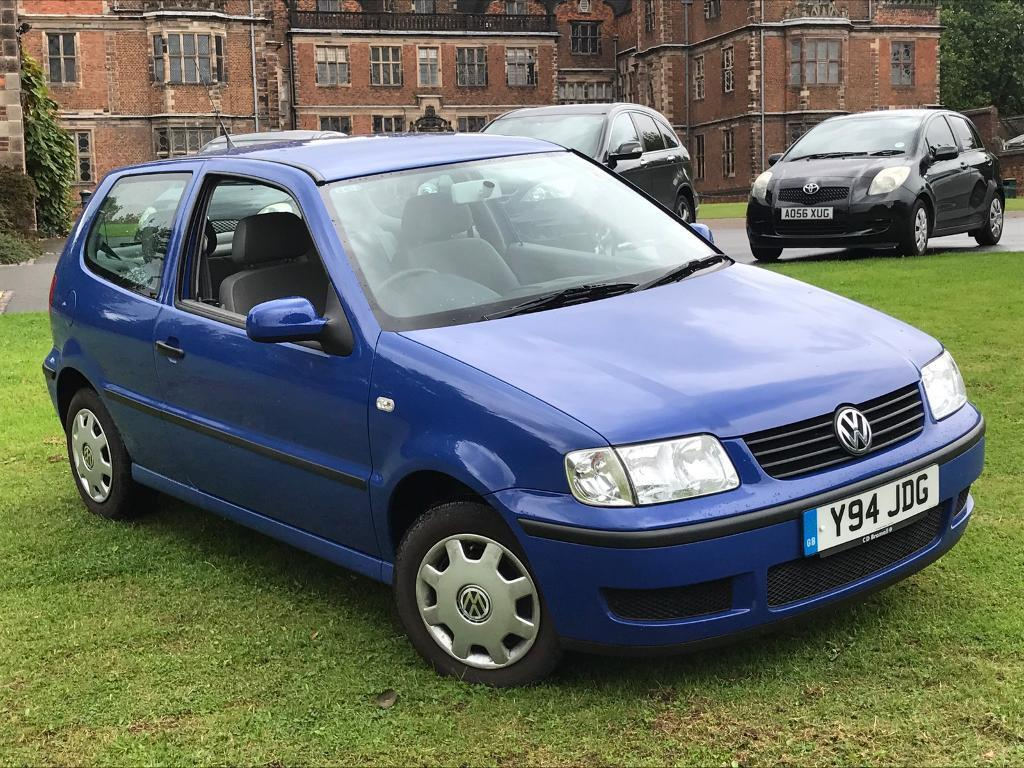VOLKSWAGEN POLO 1.4 AUTOMATIC 46000MILES