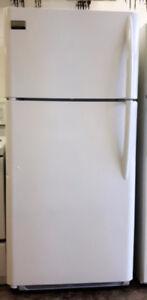 Frigidaire Gallery 18 Cubic Foot Top Mount Refrigerator Freezer