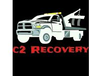 24/7 CHEAP BREAKDOWN C2 RECOVERY SERVICE ACCIDENTS / DELIVERY/ VANS,CARS,MOTORCYCLE TRANSPORT