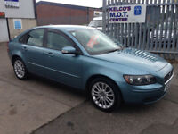 Volvo S40 2.0D 2006MY SE FULL HEATED LEATHER