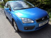 ford focus parts from a 2005/6 1.6 automatic petrol car 5 door blue