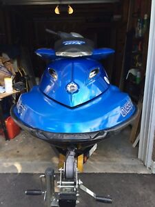 Seadoo gtx limited supercharged ! For sale with trailer