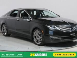 2013 Lincoln MKZ V6 AWD CUIR TOIT PANO MAGS 19""