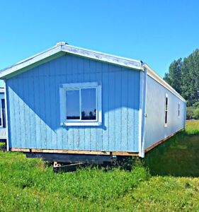 1996 16x72 Mobile Home - Delivery Included In Alberta