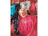Girl's Summer Clothes Bundle