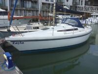 SEAMASTER 815 - SAILING YACHT - 27 feet - 1982 - Modern shape - Good condition - Well equipped