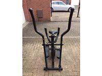 Everlast cross trainer / exercise bike