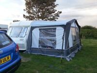 Dorema Daytona Size 10 Caravan Awning in excellent condition