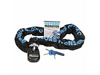 Oxford Monster Chain & Lock 1.5m - OF802