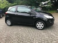 Ford Ka 1.2 2010 10 Studio One Lady Owner Only 48000 Miles Full Service History