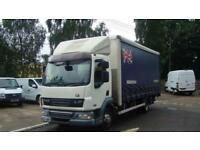 2007 DAF TRUCKS LF 4.5 TD 7.5 TON NO VAT WITH TAIL LIFT