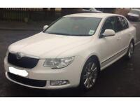 2012 Skoda Superb SE Plus