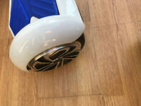 Blue & White Self-Balancing Segway/Hover Board £50 Each