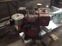 Straton and Briggs engine