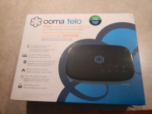 Ooma home phone service - BRAND NEW