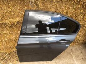 BMW 3 SERIES F30 N/S/R PASSENGER SIDE REAR DOOR