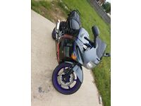 CBR 600 HONDA MOTORBIKE