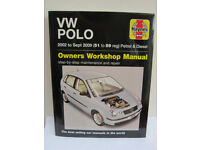 Haynes VW Volkswagen Polo Manual no 4608