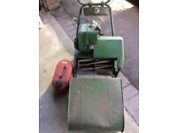 Atco 14ins Cylinder Lawnmower