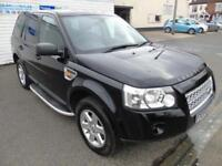 2007 57 LAND ROVER FREELANDER 2.2 TD4 GS