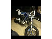 Husqvarna te577 supermoto needs big end bearing