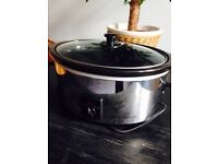 6.5 Ltr Slow Cooker