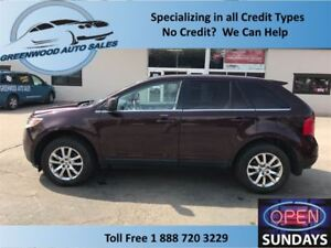 2011 Ford Edge AC, CRUISE, BACK UP CAM, LEATHER!!!