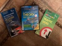 Official DVSA Complete Theory Test Kit. Good as new.