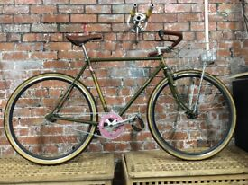 Raleigh Royale fixed gear gents town/pub bicycle £350