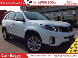 2015 Kia Sorento EX V6 | PANO SUNROOF | HEATED LEATHER SEATS |