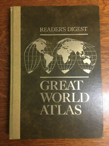 1989 Reader's Digest World Atlas