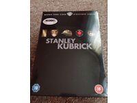 Stanley Kubrick Dvd collection - unopened