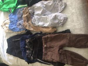 Vêtements pour garçon 12 mois-18 mois