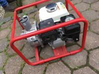 Clarke CH2E Water Pump with Honda GX120 engine