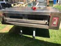Pizza oven 3phase